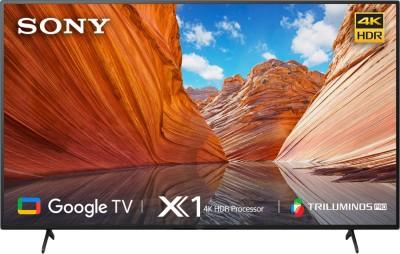 SONY X80J 138.8 cm (55 inch) Ultra HD (4K) LED Smart TV(KD-55X80J)