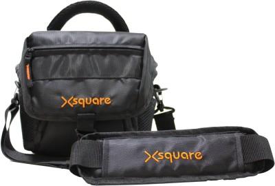 Xsquare DSLR Camera Shoulder Bag Travel Camera Bag for Cameras, Lens, Tripod and Accessories Camera Bag(Black)
