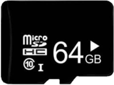 RKS B Series 64 GB MicroSD Card Class 10 48 MB/s Memory Card