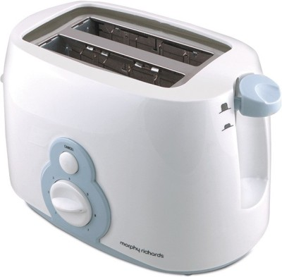 Morphy Richards Heavy Duty Automatic 2 Slice Pop-up Toaster 248 W Pop Up Toaster(White)