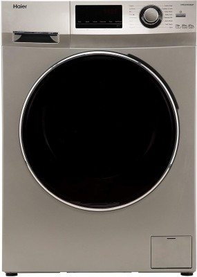 Haier 6.5 kg Fully Automatic Front Load with In-built Heater Grey(HW65-IM10636TNZP)