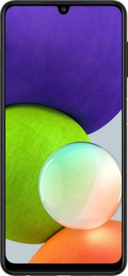 SAMSUNG Galaxy A22 (Black, 128 GB)(6 GB RAM)
