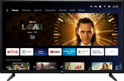Mi 4C 80 cm (32 inch) HD Ready LED Smart Android TV