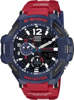 CASIO GA-1100-2ADR G-Shock ( GA-1100-2ADR ) Analog-Digital Watch - For Men