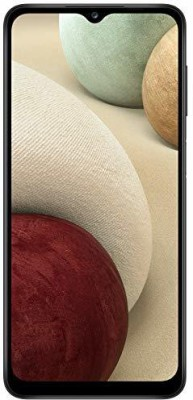 SAMSUNG Galaxy A12 (Black, 128 GB)(6 GB RAM)