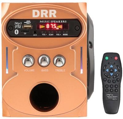 DRR NANO ET-1010 BT 30 W Bluetooth Home Theatre(LIGHT ORANGE, 2.0 Channel)