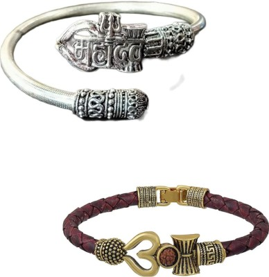 Collection Route Alloy Beads Kada(Pack of 2)