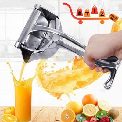 OTIZ Aluminium Hand Juicer fruits juicer hand squeezer metal simple fruit presser press extractor tool heavy duty stainless steel manual...