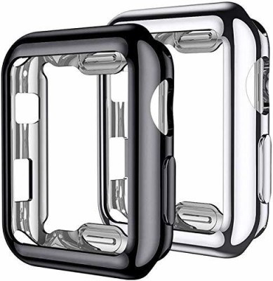 MXVOLT Front and Back Screen Guard for Apple Watch 44 MM Series 6 5 4(Pack of 2)