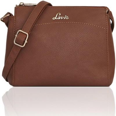 LAVIE Brown Sling Bag SYFB940042N3