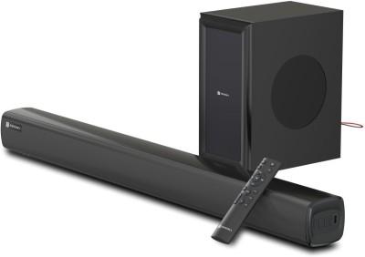 Portronics Pure Sound 101 120 W Bluetooth Soundbar(Black, Stereo Channel)