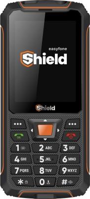 Easyfone Shield(Black and Orange)
