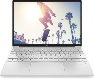 HP Pavilion Aero Ryzen 5 Hexa Core 5600U - (16 GB/512 GB SSD/Windows 10 Home) 13-BE0030AU Thin and Light Laptop(13.3...