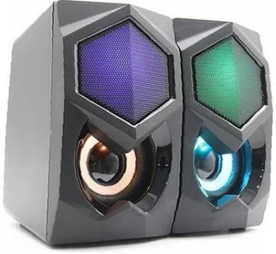 Enter SOUND ATTACK gaming USB 2.0 speaker for PC,Phones,Tablets,PS2/3/4,Xbox360/one, all audio device with 3.5mm audio output SPEAKER 3 W Bluetooth...