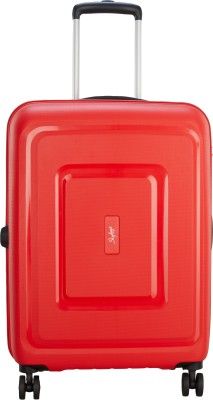SKYBAGS BLITZ STROLLY 65 360 FIR Check in Luggage   26 inch SKYBAGS Suitcases