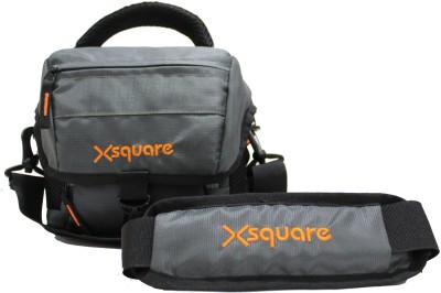 Xsquare DSLR Camera Shoulder Bag Travel Camera Bag for Cameras, Lens, Tripod and Accessories Camera Bag(Grey)