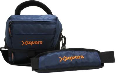 Xsquare DSLR Camera Shoulder Bag Travel Camera Bag for Cameras, Lens, Tripod and Accessories Camera Bag(Blue)