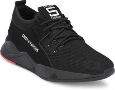 CRV Running Shoes For Men Black CRV Sports Shoes