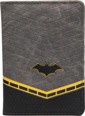 The Chaabi Shop Batman Card Holder, Purse, Black & Grey(Multicolor)