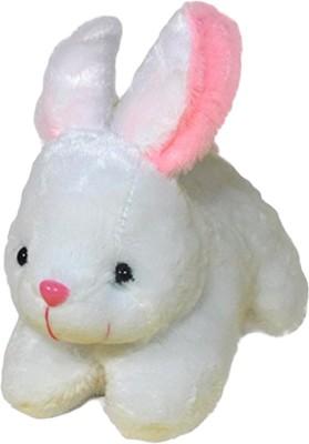 TOYLAND White Rabbit   4 inch White TOYLAND Soft Toys