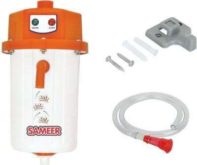 Sameer 1 L Instant Water Geyser (Speedy, White, Orange)