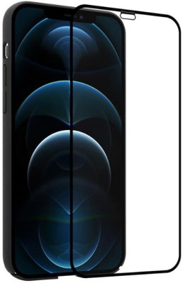 U-Verse Edge To Edge Tempered Glass for Apple iPhone 12 pro max(Pack of 1)