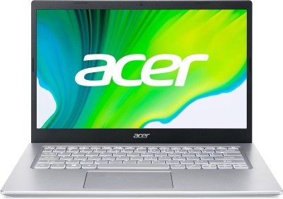 acer Aspire Core i3 11th Gen - (4 GB/256 GB SSD/Windows 10 Home) A514-54 Thin and Light Laptop(14 inch, Pure...