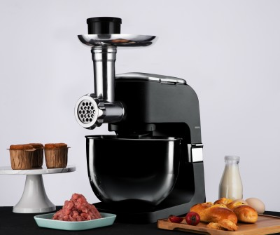 Hafele castline Series Viola Pro, Kitchen Machine with 6.5L Mixing Bowl, 3 Mixing Attachments, Vegetable Slicer (4 Attachments) 1300 Mixer...