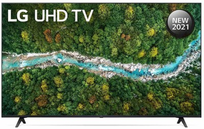 LG 139.7 cm (55 inch) Ultra HD (4K) LED Smart TV with True Cinema Experience, Unlimited Entertainment, Realistic Gaming Experience,...
