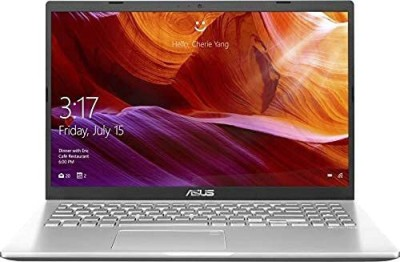 ASUS Core i3 10th Gen - (4 GB/1 TB HDD/Windows 10 Home) X509FA-BR301T Thin and Light Laptop(15.6 inch, Transperant Silver,...