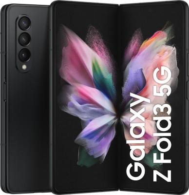 SAMSUNG Galaxy Z Fold3 5G (Phantom Black, 512 GB)(12 GB RAM)