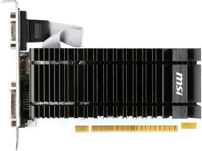 MSI GEFORCE NVIDIA GRTFORCE GRAPHICS CARD 2 GB DDR3 Graphics Card