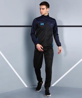 ADRENEX Colorblock Men Track Suit