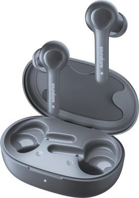 Soundcore by Anker Life Note True Wireless Bluetooth Headset(Grey, True Wireless)
