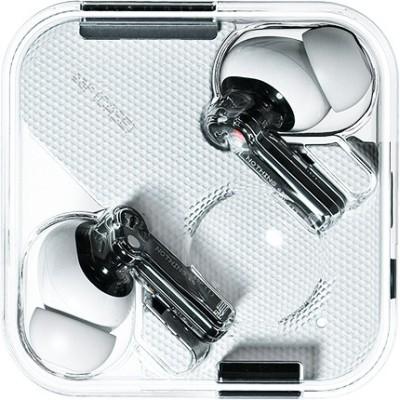 Nothing ear (1) Bluetooth Headset(White, True Wireless)