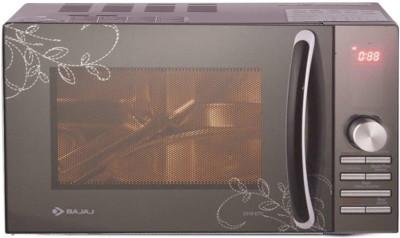 BAJAJ 23 L Convection Microwave Oven(2310ETC, Black)