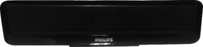 ATIMUNA SPA1100 3 W Laptop/Desktop Speaker(Black, Stereo Channel)