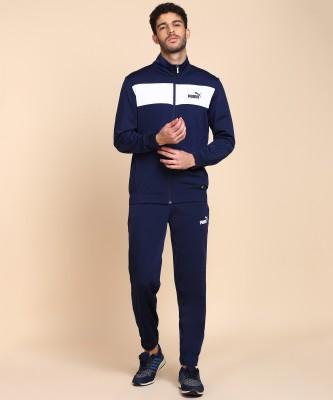 PUMA Colorblock Men Track Suit