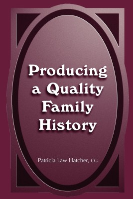 Producing A Quality Family History(English, Paperback, Patricia Law Hatcher)