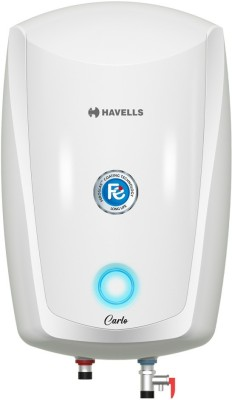 HAVELLS 5 L Instant Water Geyser (Carlo, White)