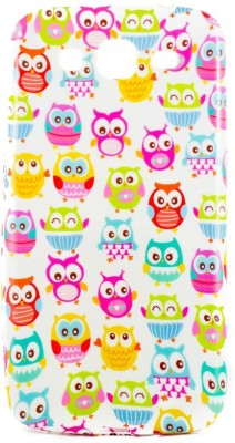 Maple Leaf creation Back Cover for Samsung G7102 Owl(Multicolor, Flexible, Silicon)