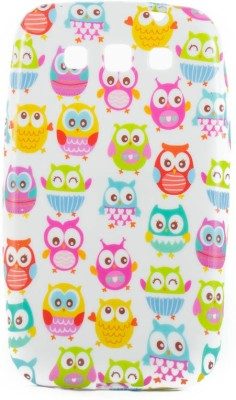 Maple Leaf creation Back Cover for Samsung G355H Owl(Multicolor, Flexible, Silicon)