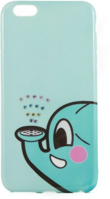 Maple Leaf creation Back Cover for Apple Iphone 5GS Elephant(Multicolor, Flexible, Silicon)