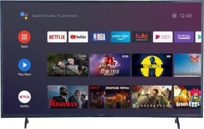 SONY 126 cm (50 inch) Ultra HD (4K) LED Smart TV(KD-50X75)