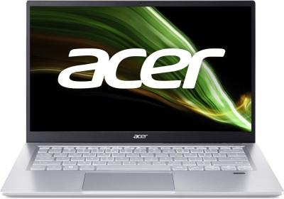 acer Swift Ryzen 5 Hexa Core 5500U - (8 GB/512 GB SSD/Windows 10 Home) SF314-43 Thin and Light Laptop(14 inch,...
