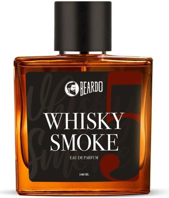 BEARDO Whisky Smoke EDP 100 ml Eau de Parfum  -  100 ml(For Men)