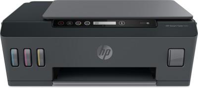 HP Smart Tank 500 Multi-function Color Printer(Black, Ink Tank)
