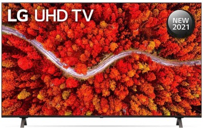 LG 139.7 cm (55 inch) Ultra HD (4K) LED Smart TV(55UP8000PTZ)