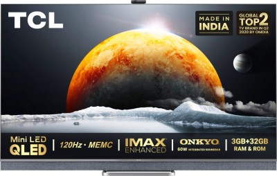 TCL C825 164 cm (65 inch) Ultra HD (4K) LED Smart Android TV(65C825)