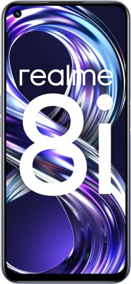 realme 8i (Space Purple, 128 GB)(6 GB RAM)